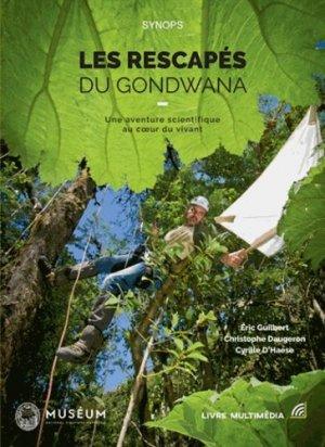 Les rescapés du Gondwana - synops - 9782954288864 -