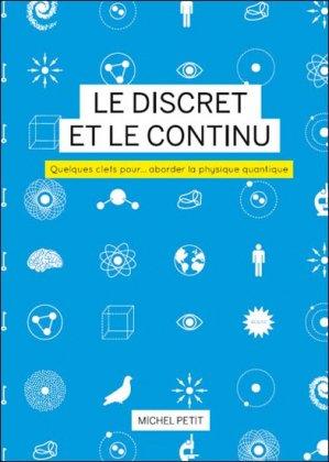 Le discret et le continu - michel petit - 9782954295909 -