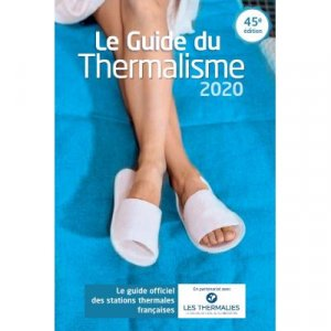 Le guide du thermalisme 2020 - impact medicom - 9782954475165 -