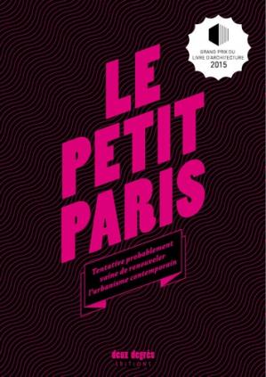 Le petit Paris - deux degrés - 9782954542935 -