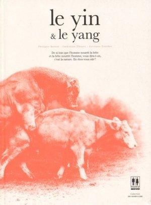 Le yin et le yang - du miroir - 9782954961316 -