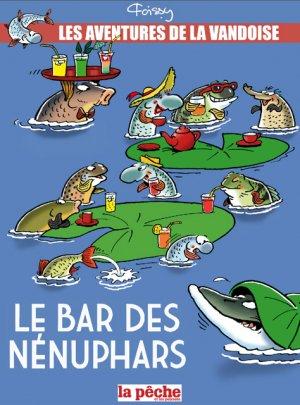 Le bar des nénuphars - dominique et caetera - 9782955456712 -