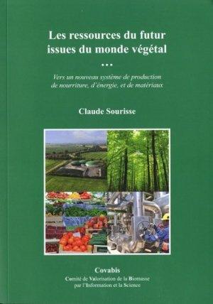 Les ressources du futur issues du monde végétal - Covabis - 9782955993002 -