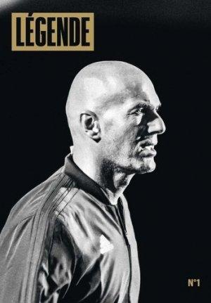 Légende N° 1 : Zinédine Zidane - Légende - 9782957265404 -