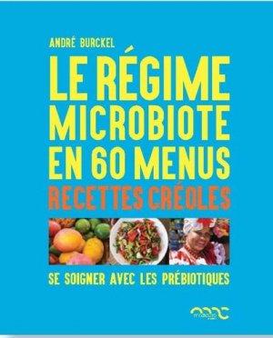 Le régime microbiote en 60 menus - mediclaro - 9782960171341 -