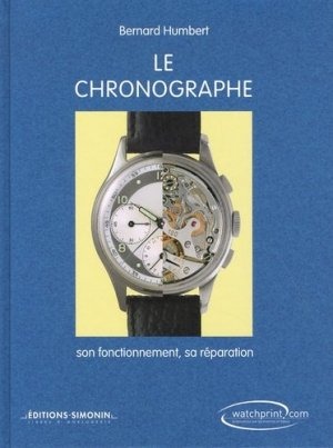 Le chronographe - watchprint - 9782970057383 -