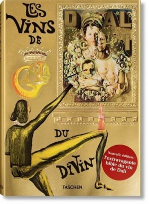 Les vins de Gala - taschen - 9783836567718 -
