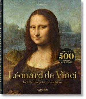 Léonard de Vinci 1452-1519 - taschen - 9783836576284 -