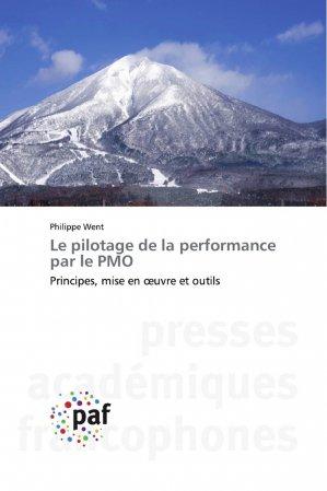 Le pilotage de la performance par le PMO - presses académiques francophones - 9783838142906 -