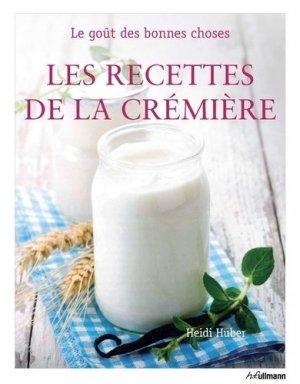 Les recettes de la crémière - ullmann - 9783848008087 -