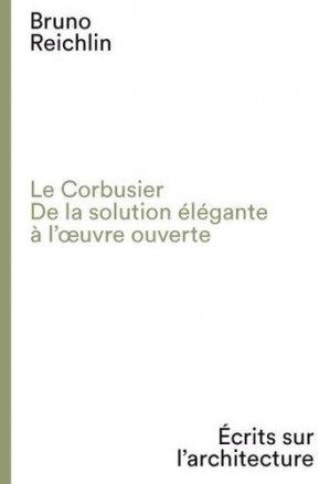 Le Corbusier - Scheidegger and Spiess - 9783858818546 -