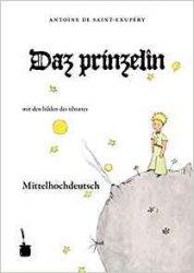 Le Petit Prince en Allemand du Haut Moyen-Âge - tintenfass - 9783937467481 -