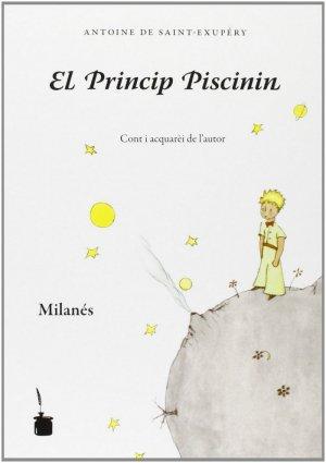 Le Petit Prince en Milanais (Italie) - tintenfaß - 9783943052114 -