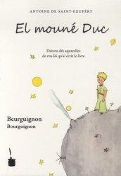 Le Petit Prince en Bourguignon - tintenfaß - 9783943052664