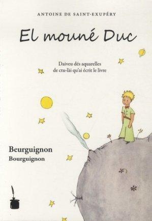 Le Petit Prince en Bourguignon - tintenfaß - 9783943052664 -