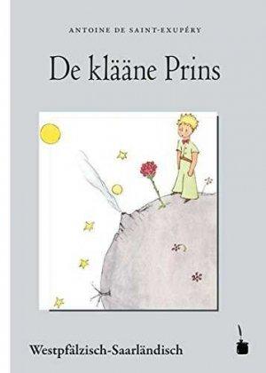 Le Petit Prince en Weschtpälzisch-Saarlännische (Allemand) - Tirage Limité - tintenfass - 9783943052978 -