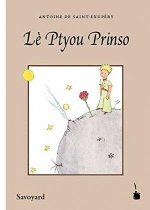 Le Petit Prince en Savoyard - tintenfaß - 9783946190066 -