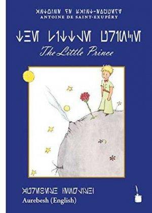 Le Petit Prince en Anglais Transcrit en Alphabet Aurebesh (Star Wars) - tintenfass - 9783946190417 -