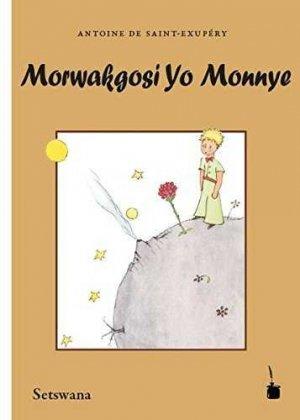 Le Petit Prince en Tswana (Botswana) - tintenfaß - 9783946190424 -