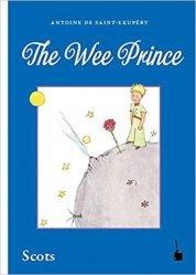 Le Petit Prince en Anglais Ecossais - tintenfaß - 9783946190592 -
