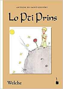 Le Petit Prince en Welche - tintenfaß - 9783946190622 -
