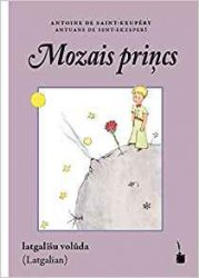 Le Petit Prince en Letton - tintenfaß - 9783946190738 -