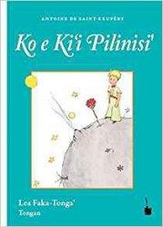Le Petit Prince en Lea Fakatonga (Royaume de Tonga en Polynésie) - tintenfaß - 9783946190844 -