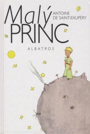 Le Petit Prince en Tchèque - albatros praha - 9788000027388 -