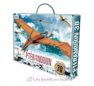 Le ptéranodon, l'ère des dinosaures - sassi - 9788830301290 -