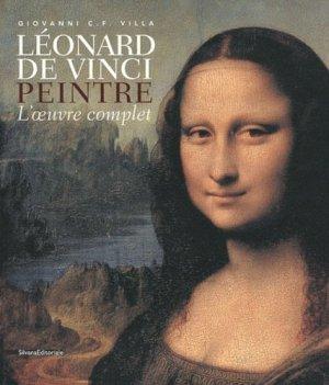 Léonard de Vinci peintre - silvana editoriale - 9788836621453 -
