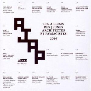 Les albums des jeunes architectes et paysagistes  2014 - silvana editoriale - 9788836629589 -