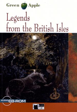 Legends from the British Isles - black cat - cideb - 9788853006189 -