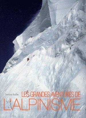 Les grandes aventures de l'alpinisme - white star - 9788861123816