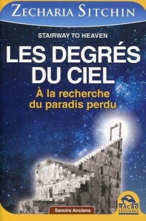Les Degrés du ciel - macro - 9788862293112 -