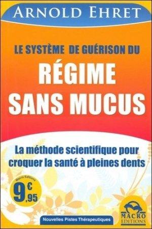 Le système de guérison du régime sans mucus - macro - 9788862294461 -