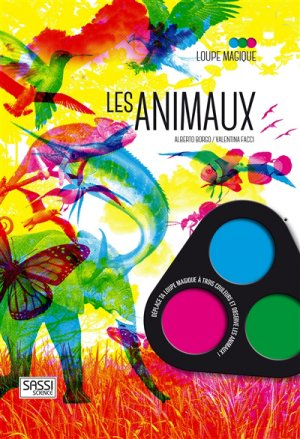 Les animaux - sassi - 9788868605926 -