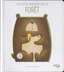 Les petits habitants de la forêt - sassi - 9788868608484