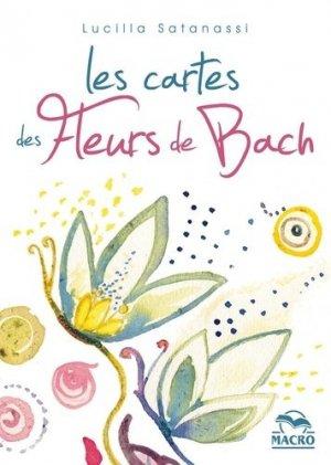 Les cartes des fleurs de Bach - macro - 9788893196970 -