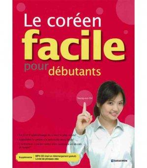 Le coréen facile pour débutants - Darakwon - 9788927731993 -