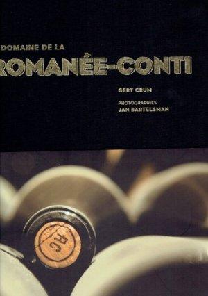 Le Domaine de la Romanee-Conti - lannoo - 9789020996050 -