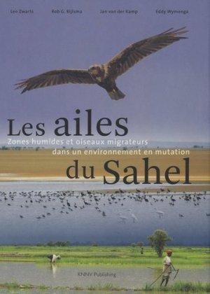 Les ailes du Sahel - knnv - 9789050114127 -