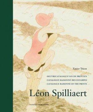 Léon Spilliaert. Catalogue raisonné des estampes - Petraco-Pandora - 9789053254677 -