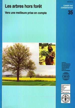 Les arbres hors forêt - cirad / fao - 9789252046561 -