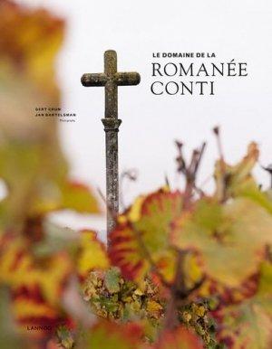 Le domaine de la Romanée-Conti (Anglais) - lannoo - 9789401434812 -