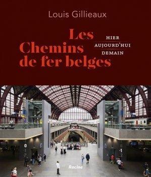 Les chemins de fer belges(fr) - racine - 9789401448055 -