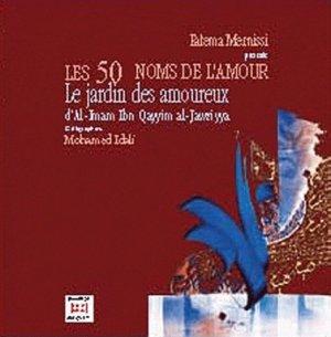 Les 50 noms de l'amour. Le jardin des amoureux - Editions Marsam - 9789954212523 -