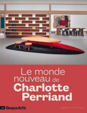 Le monde nouveau de Charlotte Perriand - beaux arts - 9791020405647 -