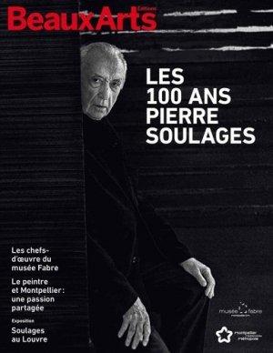 Les 100 ans Pierre Soulages - beaux arts - 9791020405975 -