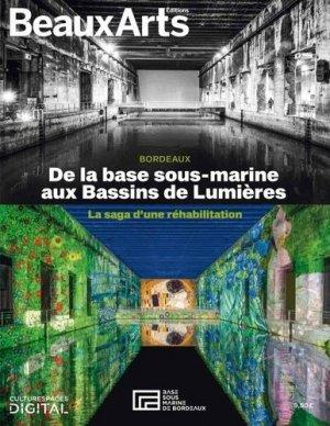 Les Bassins de Lumières. Bordeaux - beaux arts - 9791020406088 -