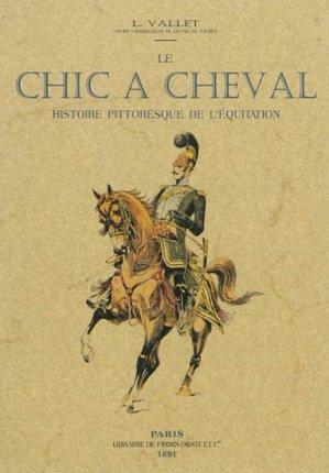 Le chic à cheval - maxtor - 9791020800725 -